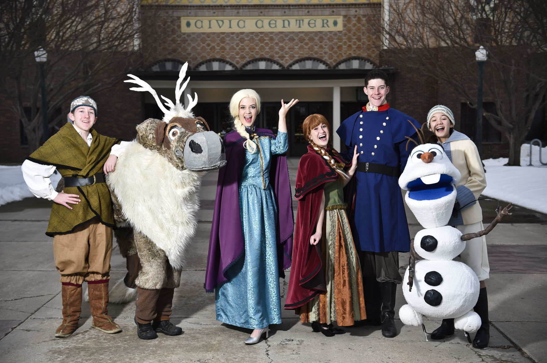 Disney S Frozen Jr Opens Tonight At Helena Civic Center Local Helenair Com