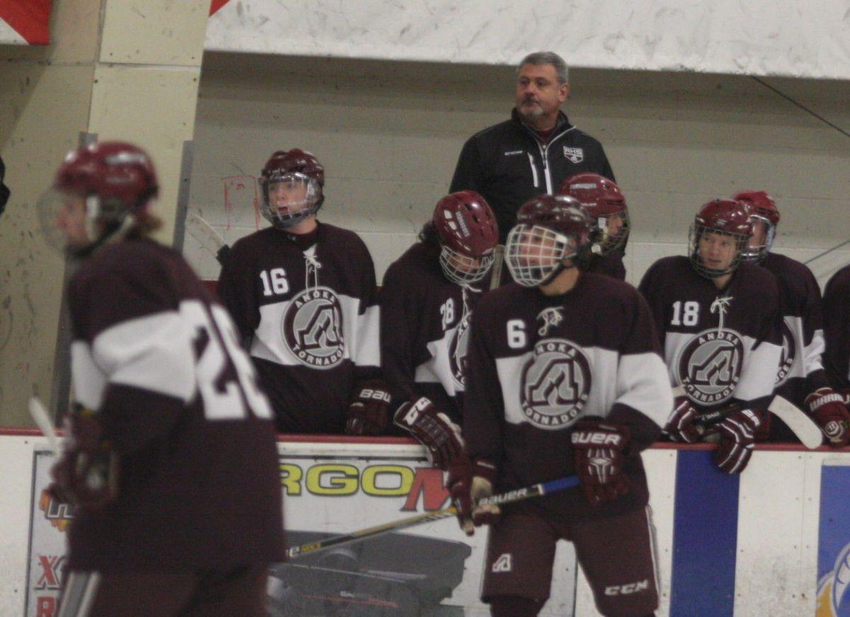 Anoka's only state championship hockey coach ready to step ...