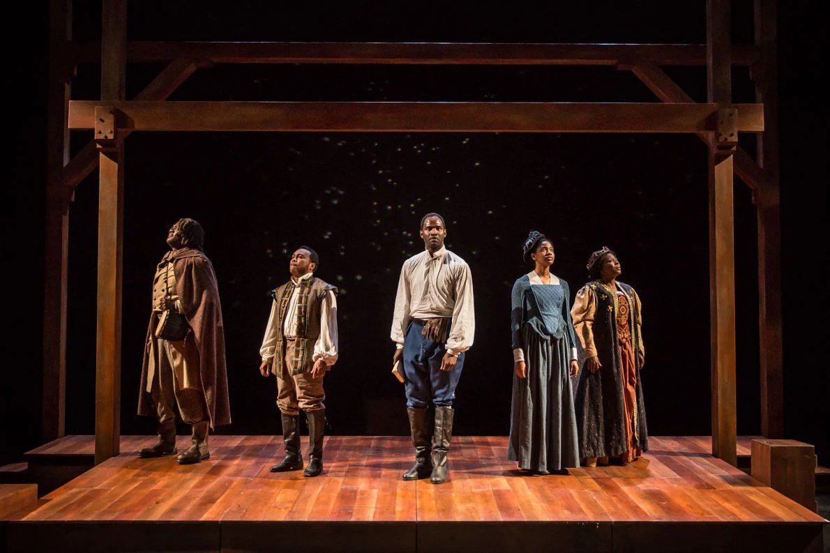 Adolescence And The African Grove Theatre Ira Aldridge