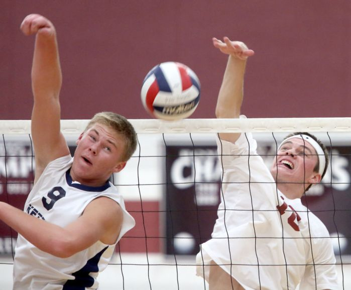 WIAA Boys Volleyball Middleton Earns Second Straight State Tournament Berth Prep Zone
