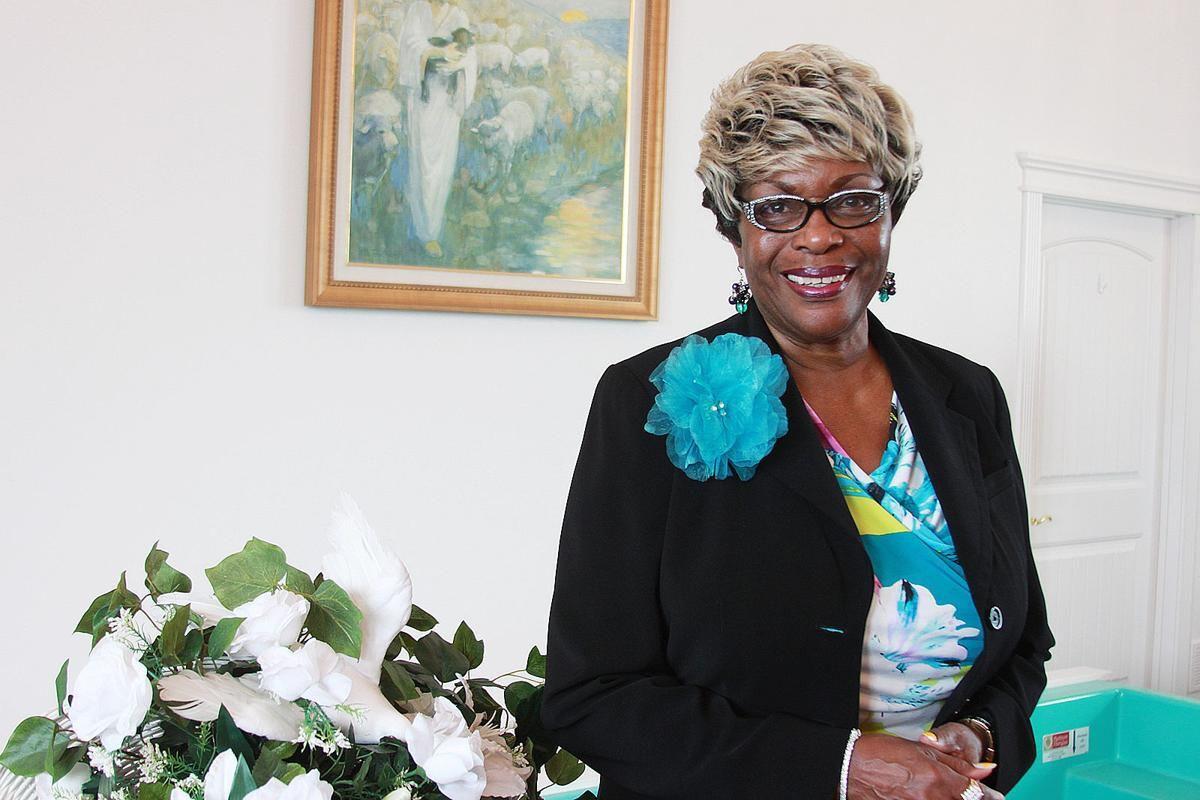 Pastor Jacqualine Thomas,