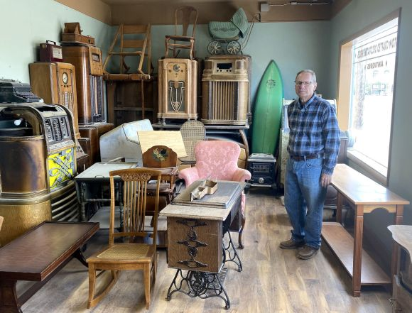 Owner of Pocatello woodworking shop In The Woods reflects on 42 ...
