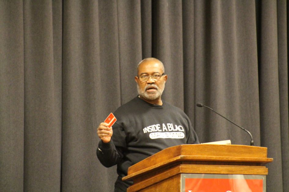Ron Stallworth The Inspiration For BlacKkKlansman Chronicles Experience Within The KKK