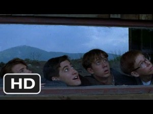 Test Launches Scene October Sky Movie 1999 HD Iowa