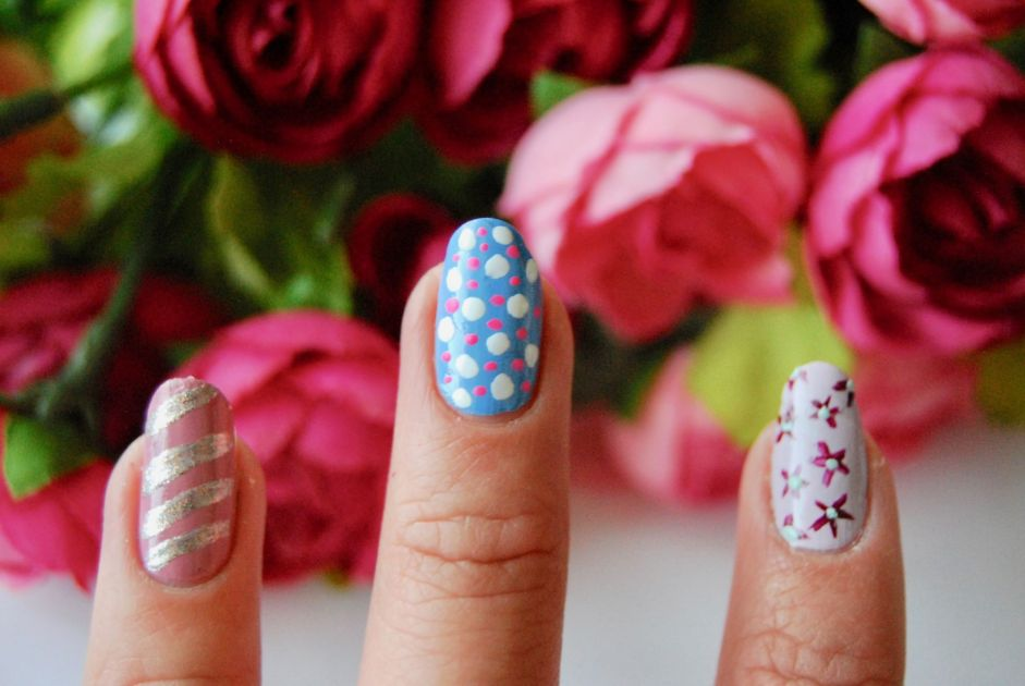 Three Nail Designs To Try Over Spring Break Style