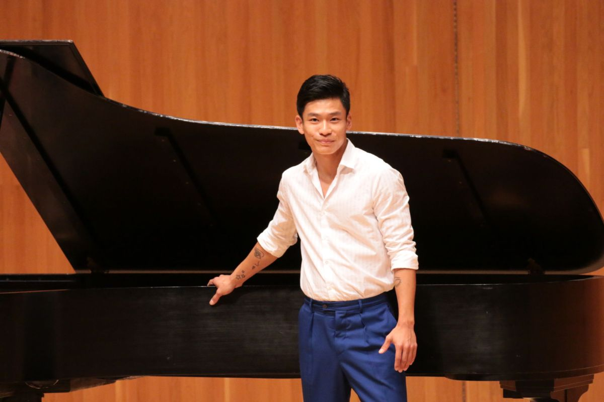 Pianist Ji Yong Kim Leaves Iowa State With A Personal Performance Ames247