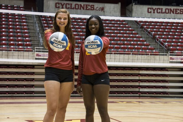 ISU Volleyball Setting Up Season App Content