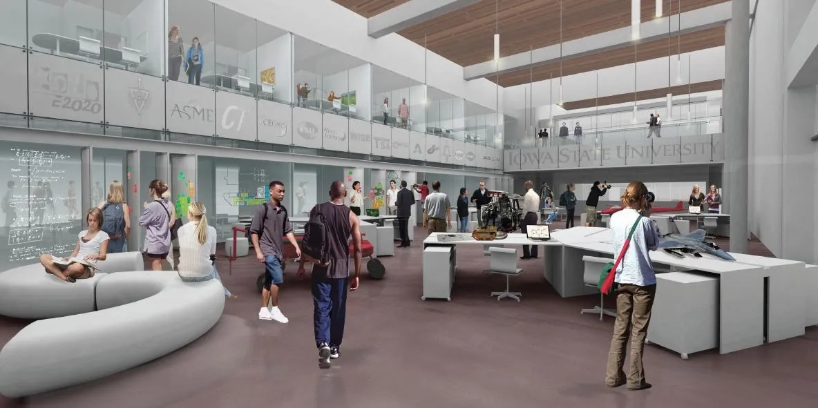 New Student Innovation Center To Provide Hands On Experience News