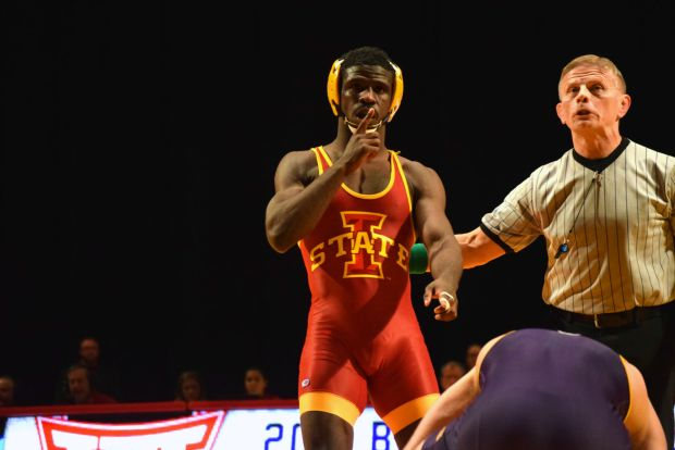 Earl Hall And Tanner Weatherman Become Leaders For ISU