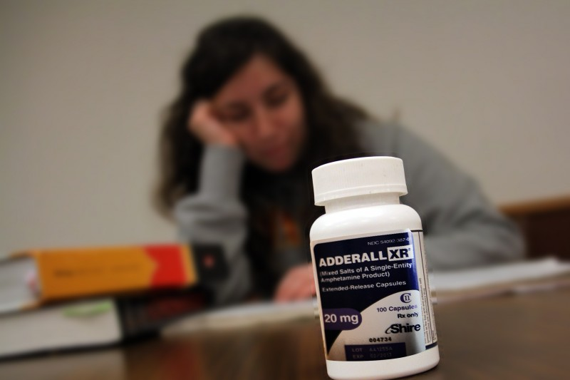 Adderall Addiction Students Misuse Drug To Gain Boost While Studying News