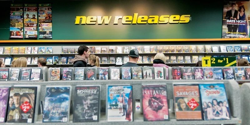 Blockbuster Makes Plan To Get Out Of Bankruptcy Stores