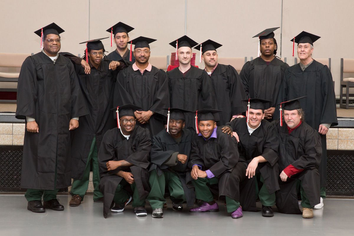 Cornell Prison Education Program Graduating Class of 2014