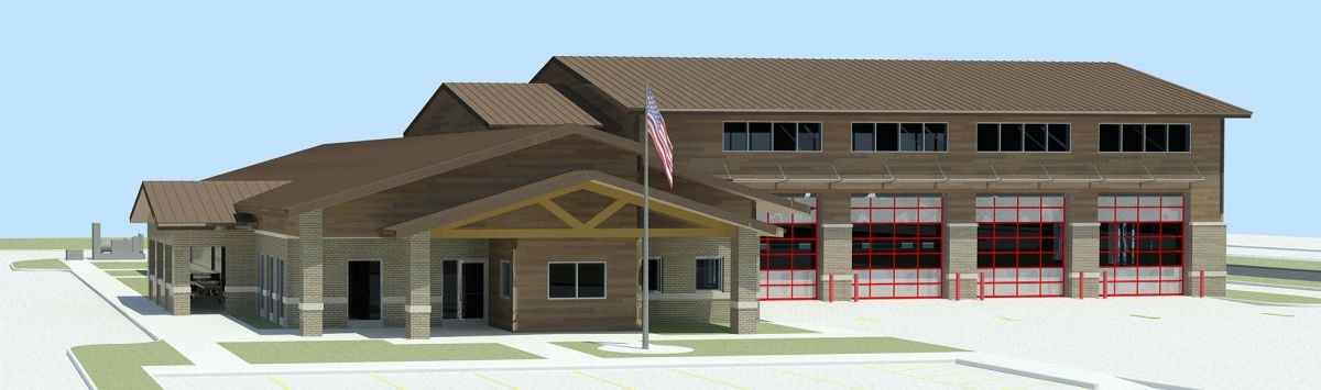 Four new fire stations get OK from Lincoln design ... on New Get Design  id=80112