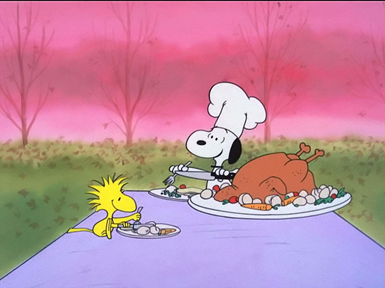Your 2019 Thanksgiving Week Tv Guide Football Parades Sitcoms And Charlie Brown Television And Radio Journalstar Com