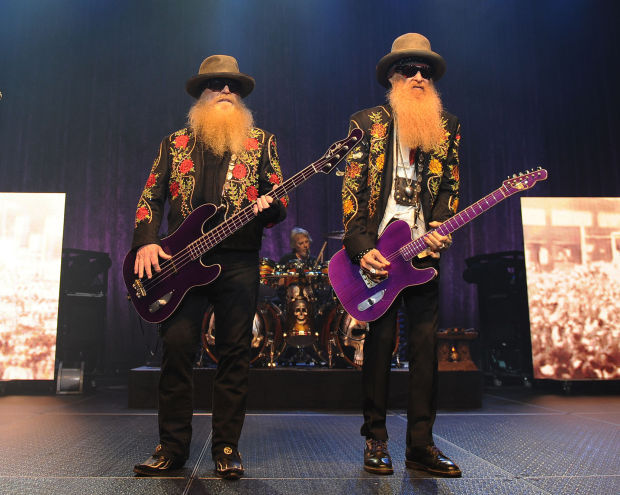 Zz Top Could Be Pershing S Final Concert