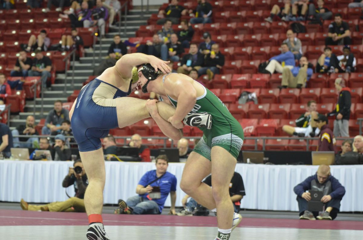 WIAA State Wrestling 13 County Entries Advance 3 On