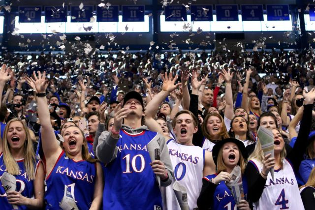 Mahan: What Kansas fans need to do to support their basketball ...