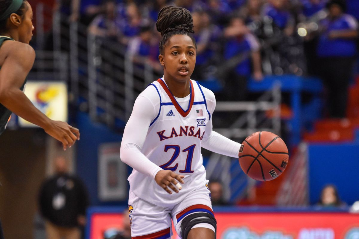 Cold shooting leads to big loss against Texas for KU women ...