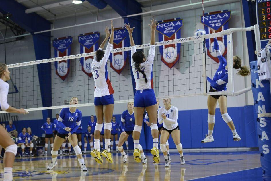 Gallery: Kansas Volleyball vs. Creighton   Gallery ...