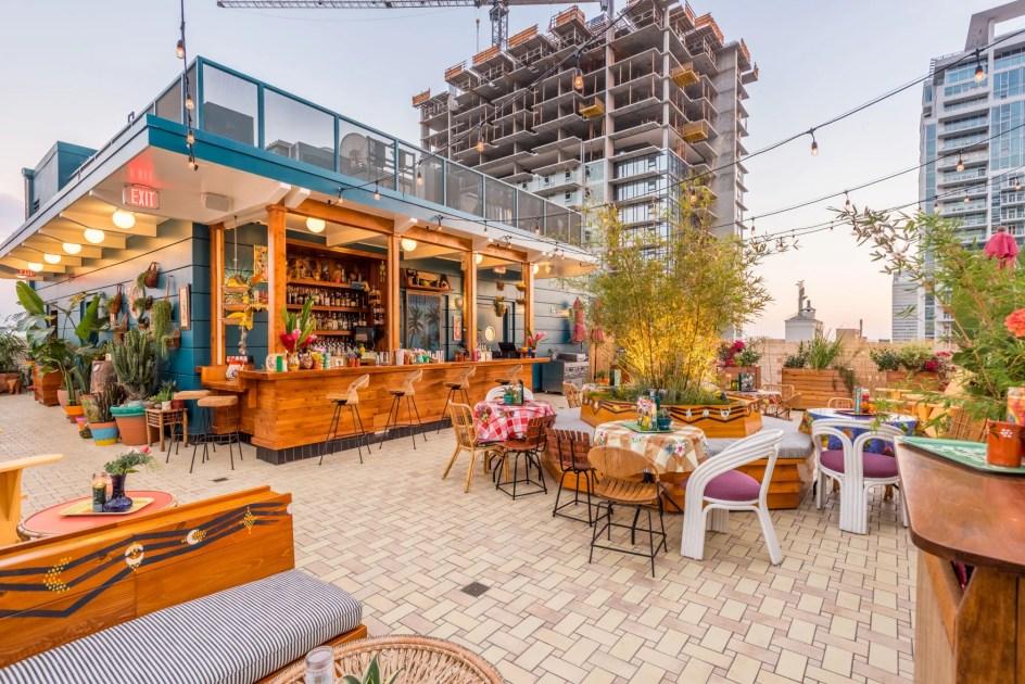 Meet Broken Shaker, DTLA's Newest Rooftop Bar