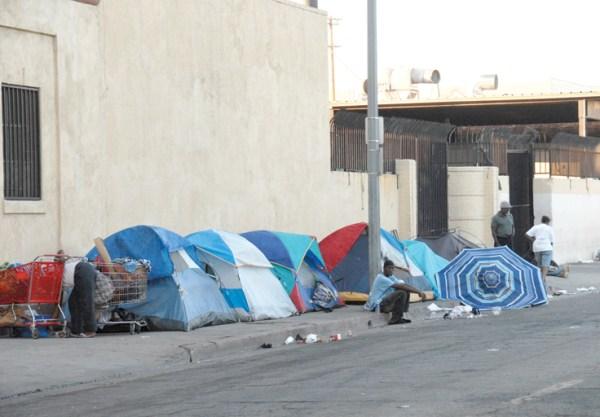 Homeless Memorial Slated for Friday Morning in Skid Row ...