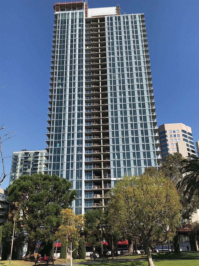 Luxury High-Rise at Grand Hope Park Opens | News | ladowntownnews.com