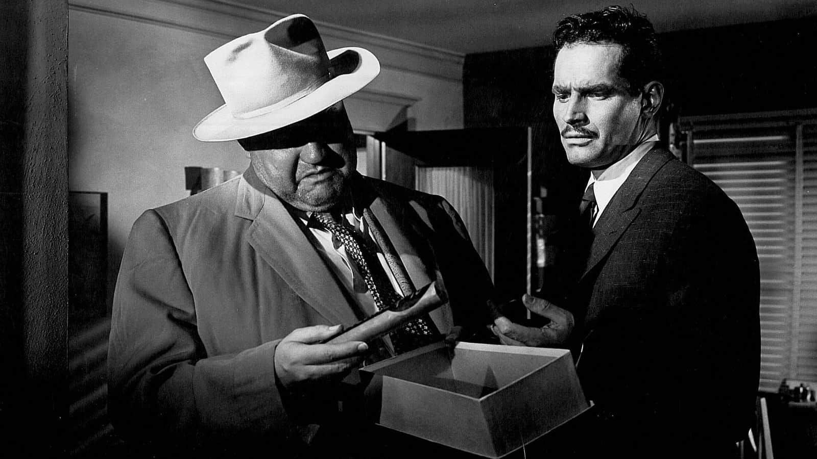See Orson Welles' 'Touch of Evil' with film critic Rob Thomas ...