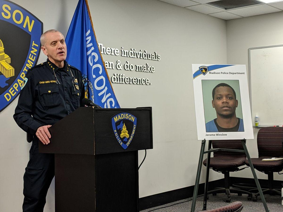 Man arrested Wednesday for violent Sunday morning attack ...