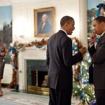 Photos Inside The White House At Christmas With President Obama Madison Com