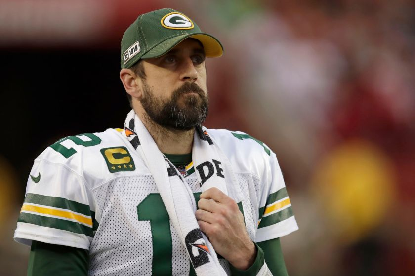 Amid uncertainty about himself and the 2020 season, Aaron Rodgers says, 'I  don't know what the future holds' | Pro football | madison.com