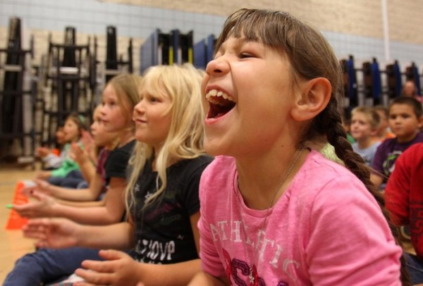 Athletes Get Kids Excited about Reading