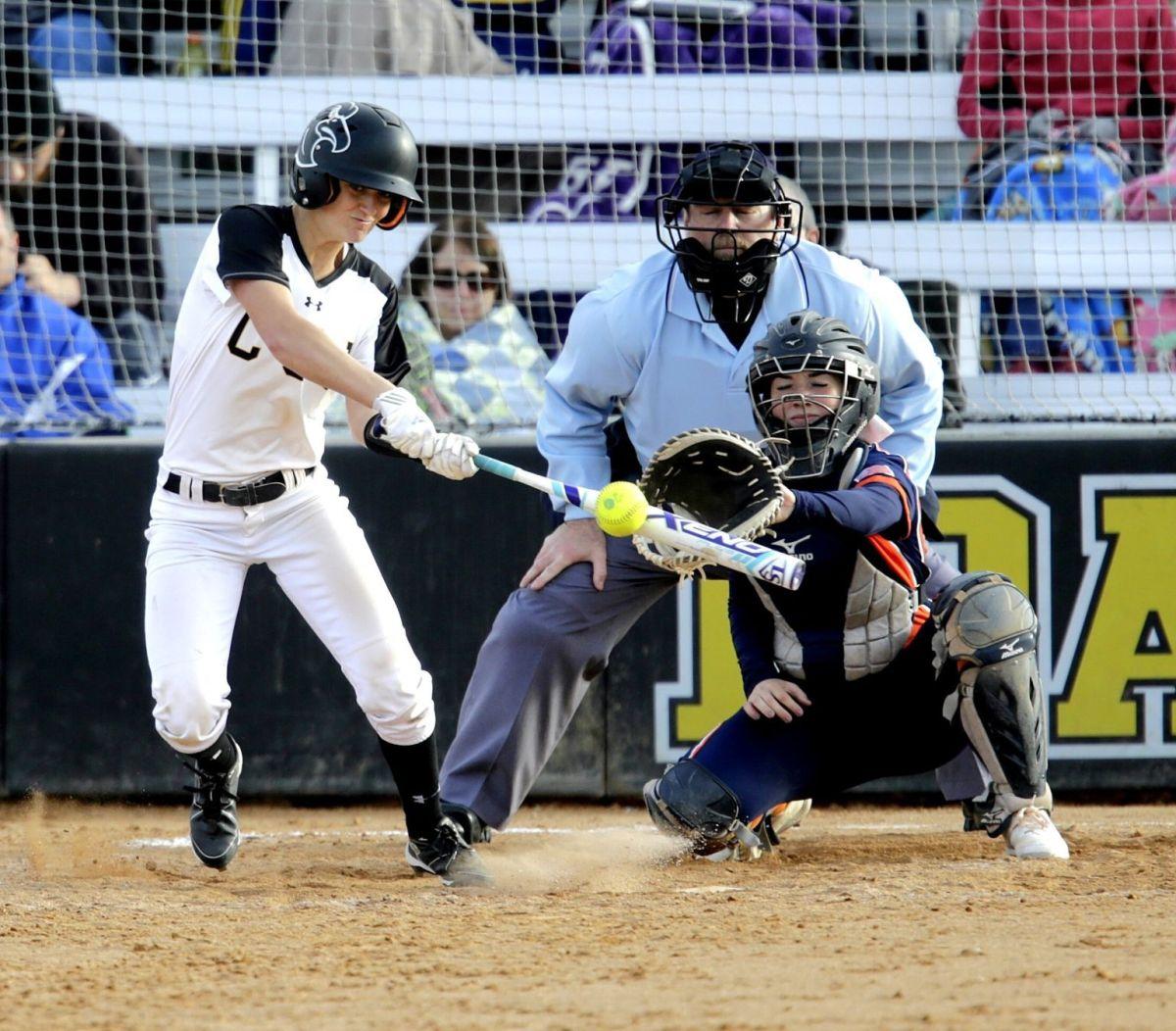 CSI softball carries winning streak into its biggest road ...