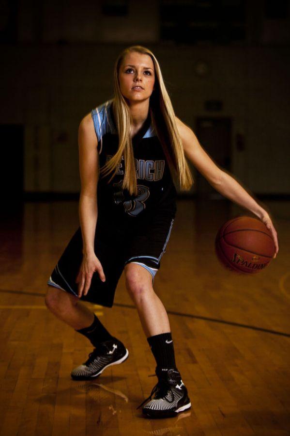 Small Schools Girls Basketball POY: Jacey Shaw, Dietrich