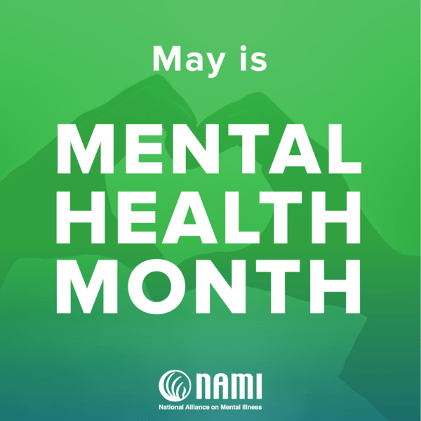5 THINGS TO KNOW: What is the significance of National Mental Health Awareness Month?