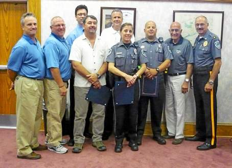 Commendations given to law enforcement, citizens for swift ...
