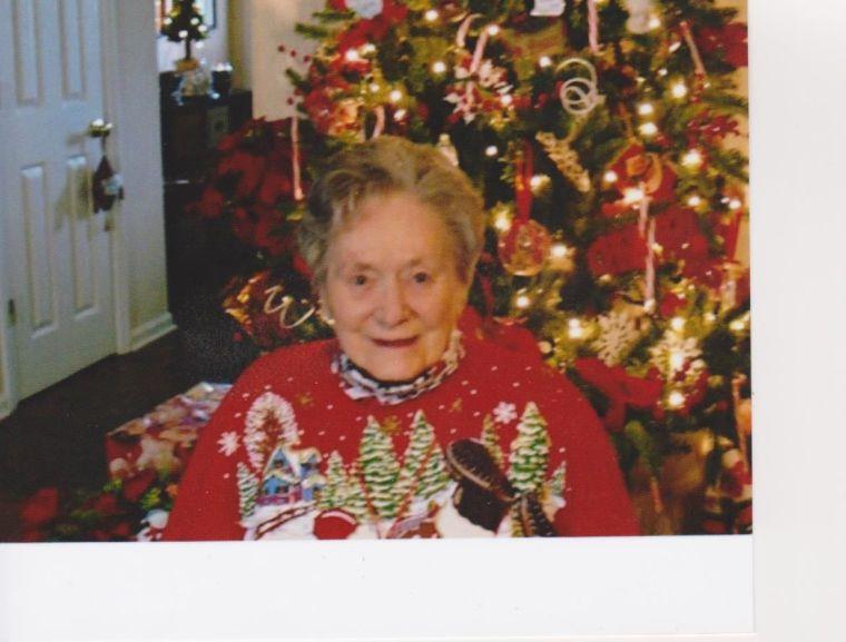 Betty R. Harriman - Montrose Daily Press: Obituaries