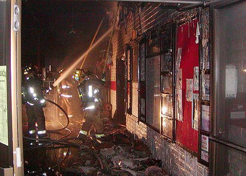 Fire closes gym   Local News Stories   montrosepress.com