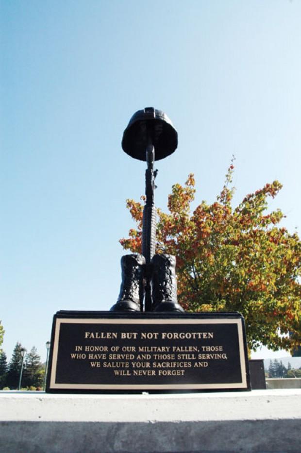 Napa war memorial