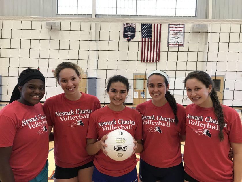 Newark Charter volleyball team aims for postseason ...