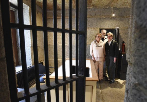 Newburyport's 'Old Gaol' to be opened for fundraiser ...