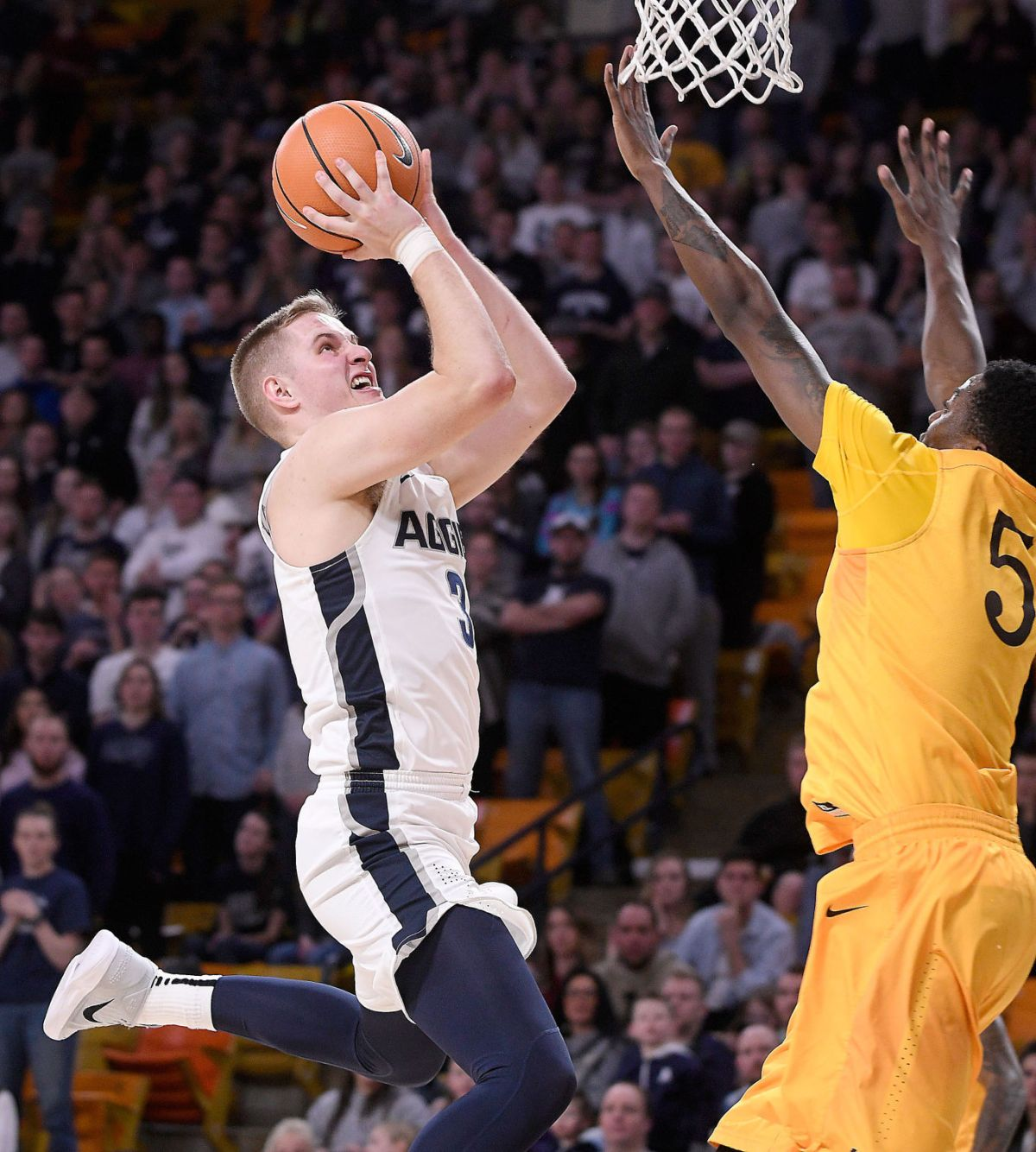 Photo Gallery: Utah State-Wyoming Basketball   Multimedia ...