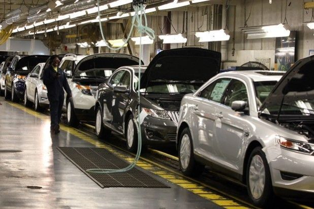 Ford Motor Company Chicago Heights Jobs Automotivegarage Org