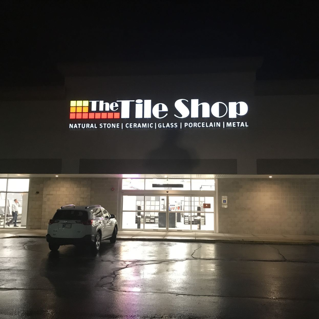 the tile shop opens new big box store