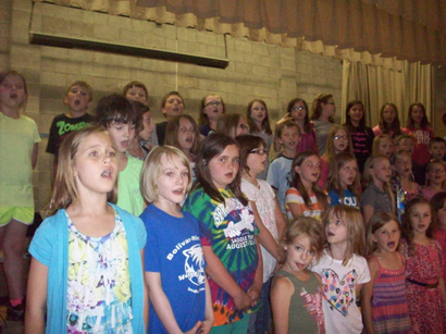 Keynote Chorus warms up to hit high notes on Sunday | News ...