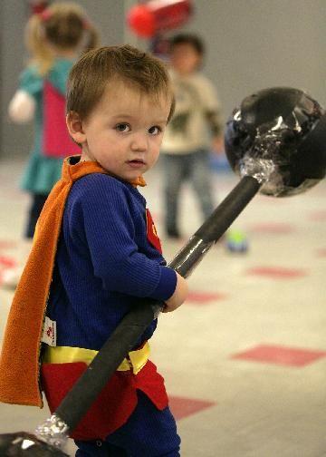 neutropenia superhero
