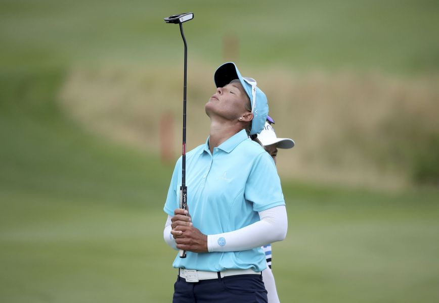 Katherine Kirk wins Thornberry Creek LPGA Classic   Pro Golf     LPGA Tour Golf
