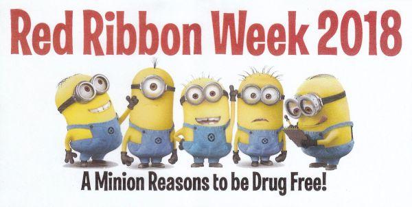 red ribbon week # 29