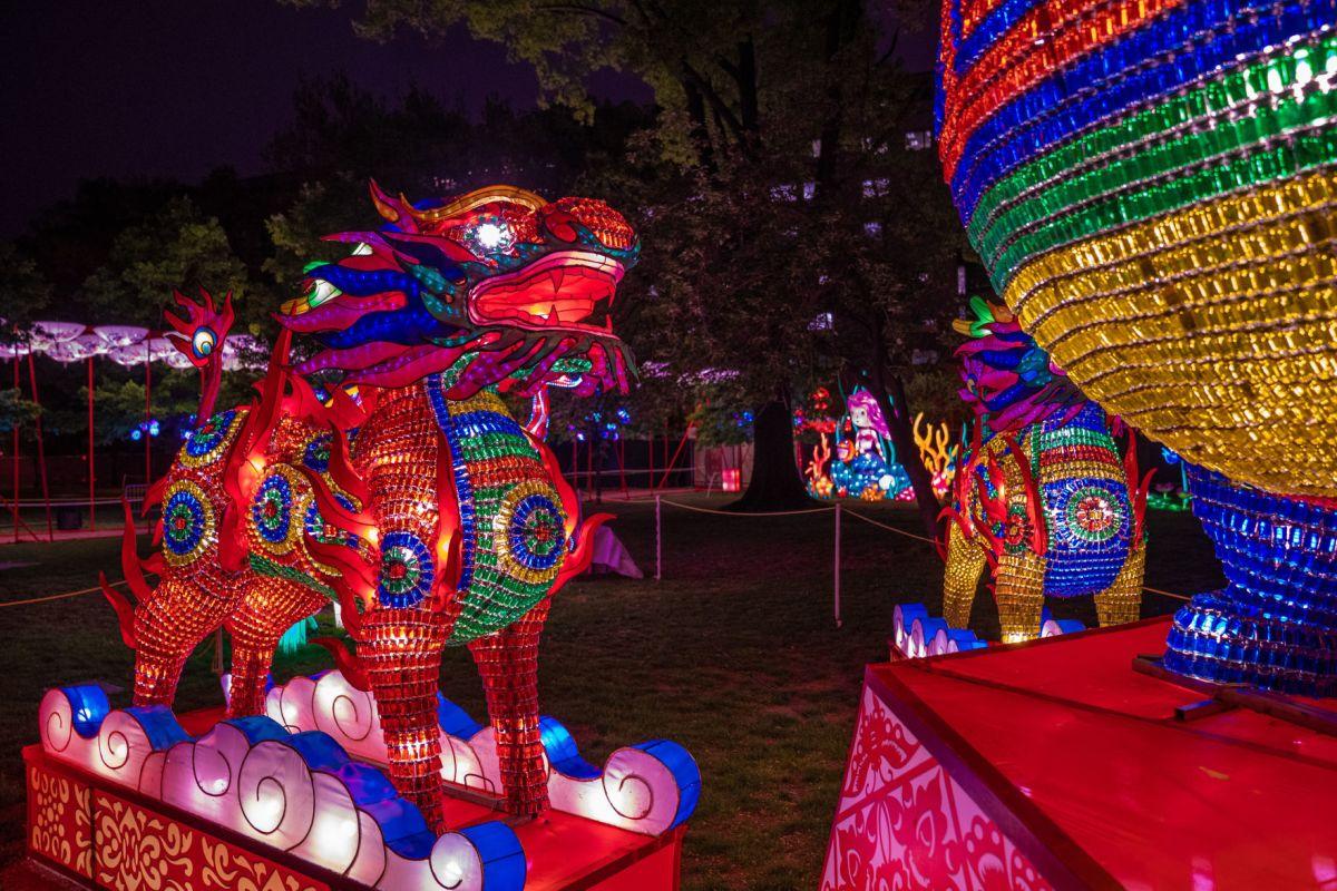 Chicago Lights Festival