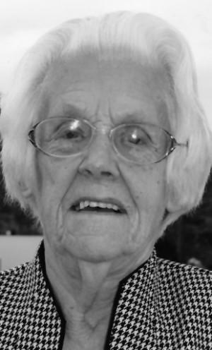 Dorothy Elizabeth Bentley