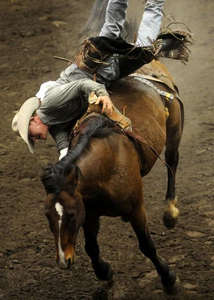 Rodeo Participants Endure Great Pains Sports Poststar Com